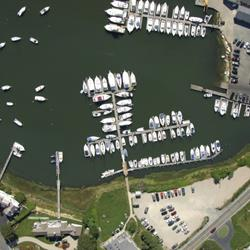 Allen Harbor Yacht Club, Harwich Port, Massachusetts